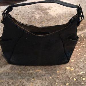 Brahmin black shoulder bag